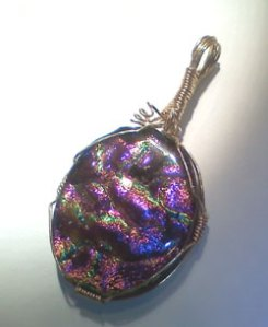 wire-wrapped cab
