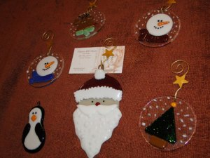 Pretty little ornaments