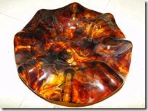Tortoise shell bowl