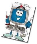 computer nurse