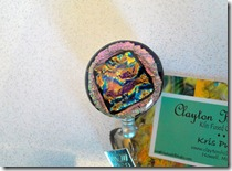 Diamond Badge Reel