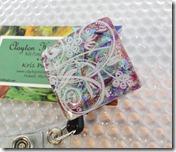 Summer Bouquet badge reel