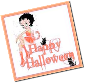 halloween bettyboop