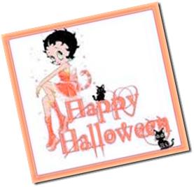 halloween bettyboop