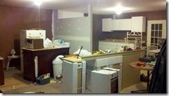 kitchen area - new studio