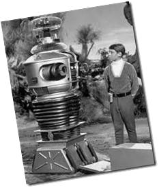will robinson robot