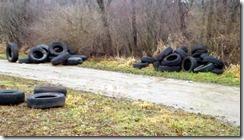 tire-dumping