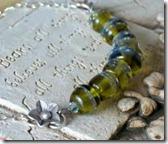 hot glass wine bottle beads