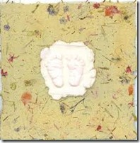 handmade paper and casting