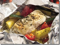 grilled lemon pepper halibut