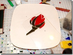 mosaic-heart-plate-I