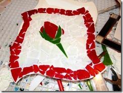 rose-mosaic-plate