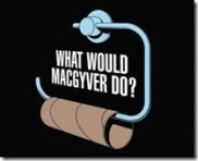 macgyver style