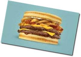 bacon roadhouse burger