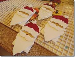 Santa-ornaments