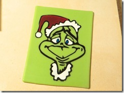 Grinch--fired