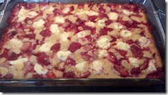 strawberry-cream-cheese-cobbler