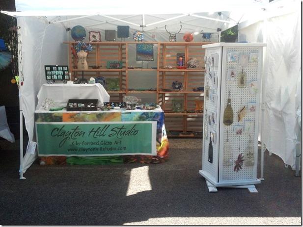 tent-display