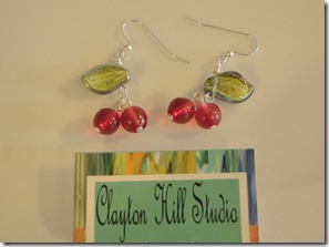beaded-cherry-earrings