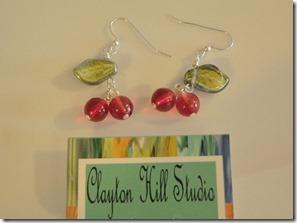 beaded-cherry-earrings