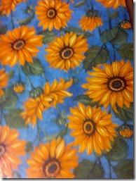 sunflower-decal