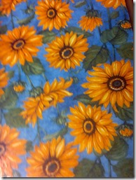 sunflower-decal
