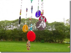 family sun catcher