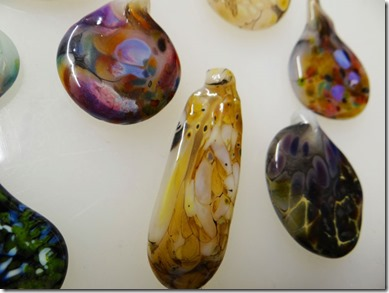 first-lampwork-pieces