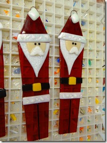 new-santa-ornaments