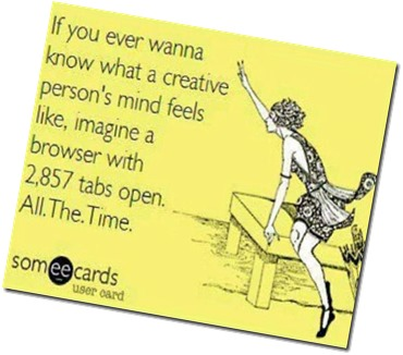 ideas overflow