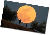 full moon crazy ride