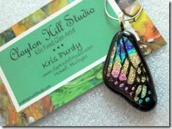 Fairy wing pendant