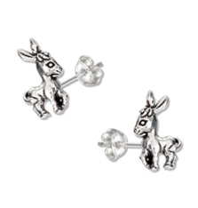 mule earrings