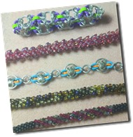 chainmail-and-beaded-bracel