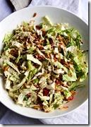 napa cabbage salad - NMP