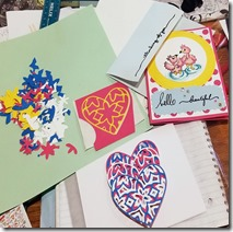 Friday-cardmaking
