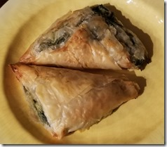 spinach-pies