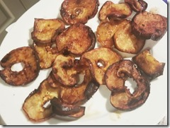 air-fryer-apple-chips