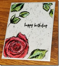 rose--card