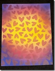 blended-heart-background