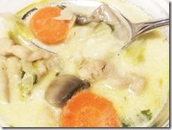 Chicken-mushroom-soup