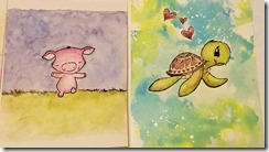 watercoloring-cards