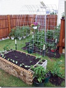vertical-trellis-gardening