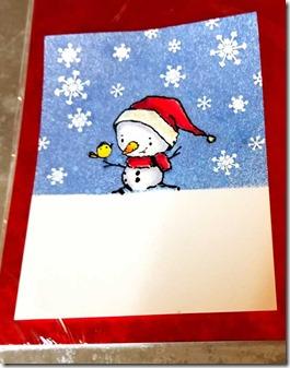 snowman-card-in-progress